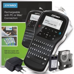 Drukarka etykiet DYMO LabelManager LM 280 180 DPI szer. do 12 mm S0968920 | PC: USB