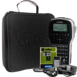 Drukarka etykiet DYMO LabelManager LM-280 w walizce 180 DPI szer. do 12 mm S0968920 | PC: USB
